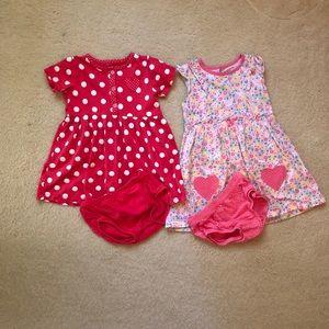 Carter's 24m Dress Bundle